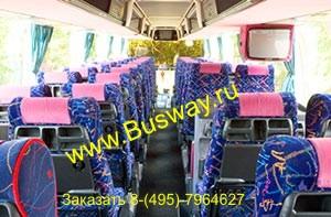 Заказать автобус Neoplan, аренда автобусов Неоплан, 796-4627, трансферт, вокзал, аэропорт.